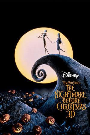 monday movie night the nightmare before christmas pg evergreen