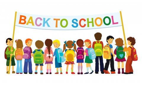 Back-To-School Bingo!