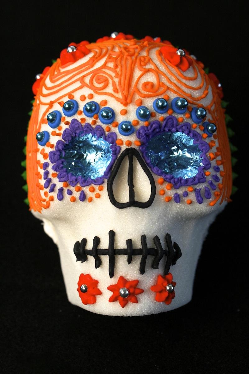 Design A Mexican Sugar Skull