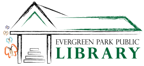 Evergreen Park Public Library logo
