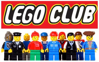 A line of Lego minifigs