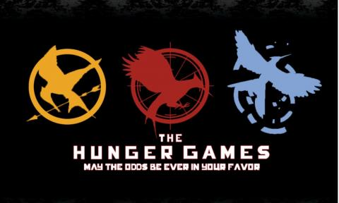 Hunger Games logos