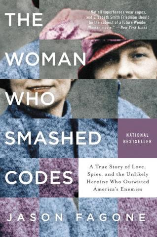 Woman Who Smashed Codes Book Cover