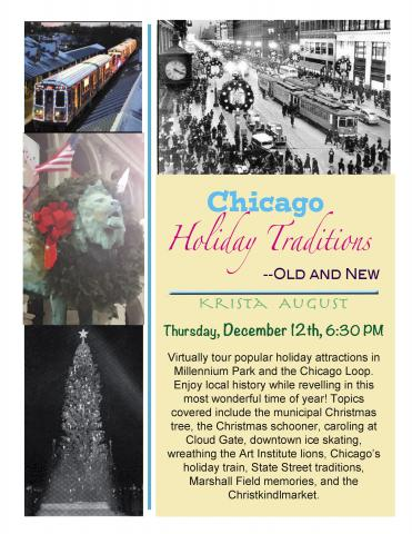 Chicago Holiday Traditions: Old and New