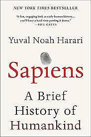 Sapiens: A Brief History of Humankind by Harari