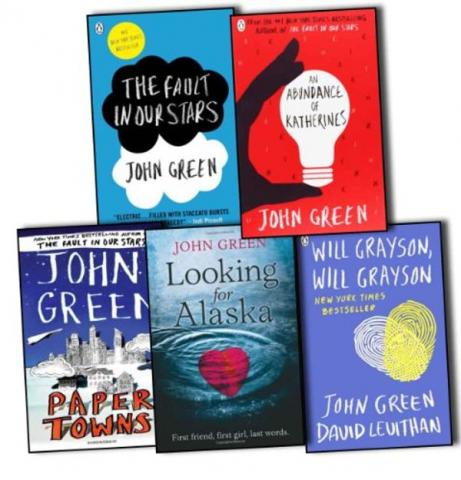 John Green Books & Movie Trivia